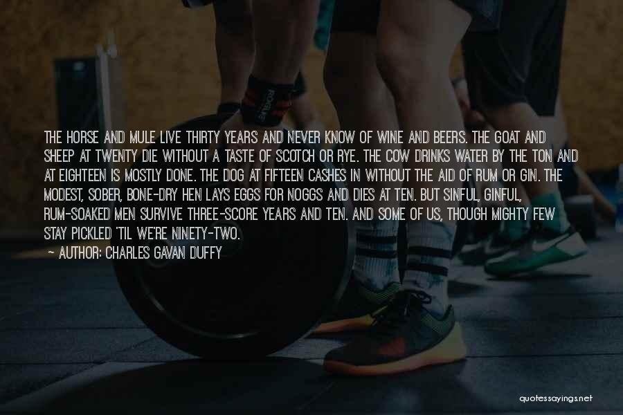 Ninety Three Quotes By Charles Gavan Duffy