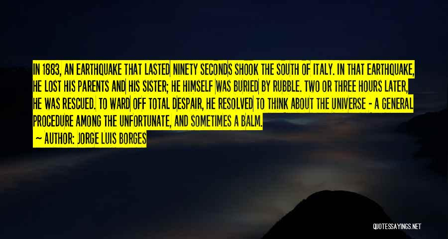 Ninety Three Quotes By Jorge Luis Borges