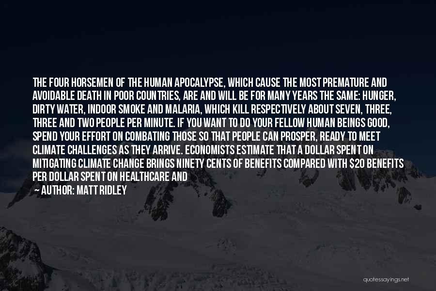 Ninety Three Quotes By Matt Ridley