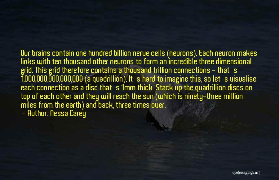 Ninety Three Quotes By Nessa Carey
