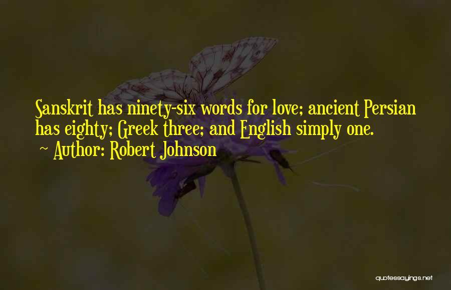 Ninety Three Quotes By Robert Johnson