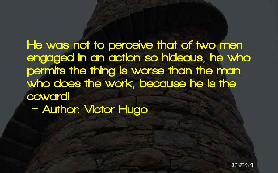 Ninety Three Quotes By Victor Hugo