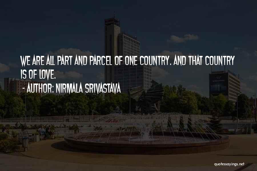 Nirmala Srivastava Quotes 1005593