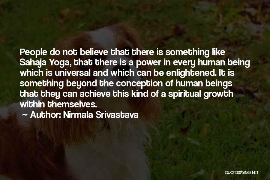 Nirmala Srivastava Quotes 1048557