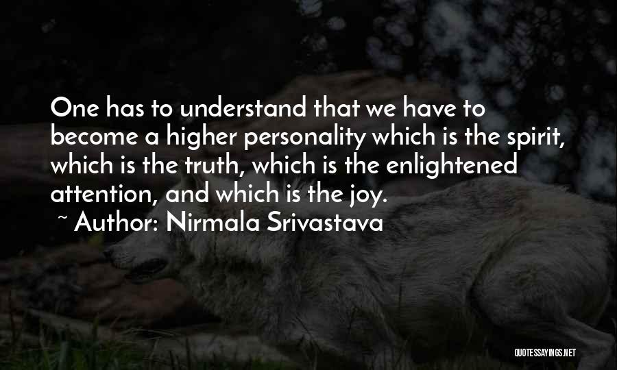 Nirmala Srivastava Quotes 1138771