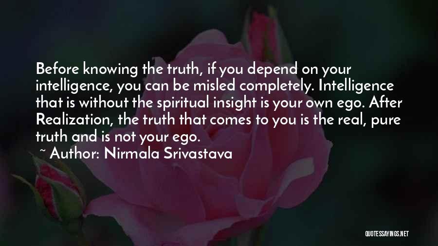Nirmala Srivastava Quotes 1244361