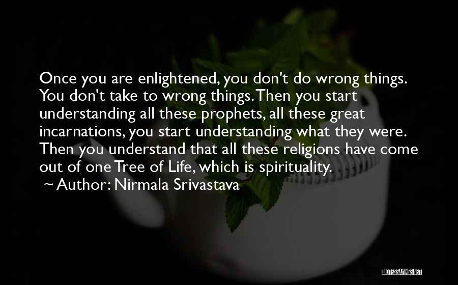 Nirmala Srivastava Quotes 1255563