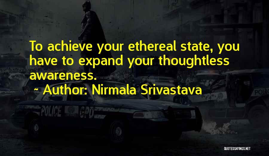 Nirmala Srivastava Quotes 1607454