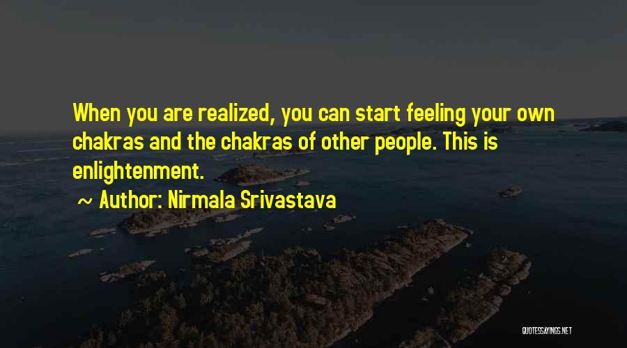 Nirmala Srivastava Quotes 1630802