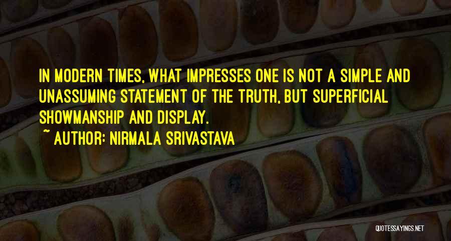 Nirmala Srivastava Quotes 1740032