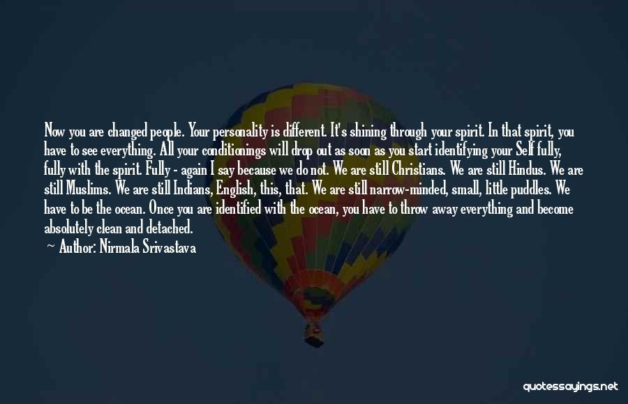 Nirmala Srivastava Quotes 1846067