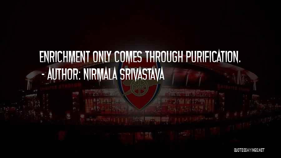 Nirmala Srivastava Quotes 1877635