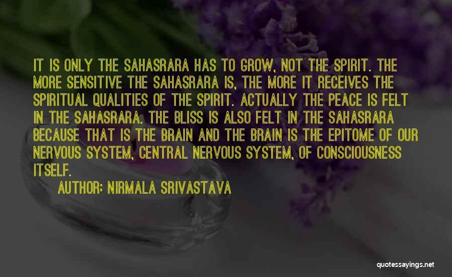 Nirmala Srivastava Quotes 1888528