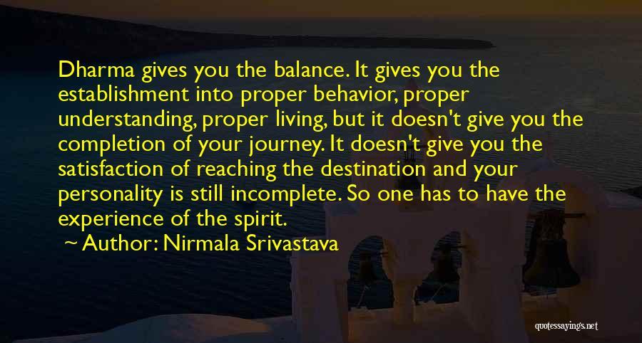 Nirmala Srivastava Quotes 1936208