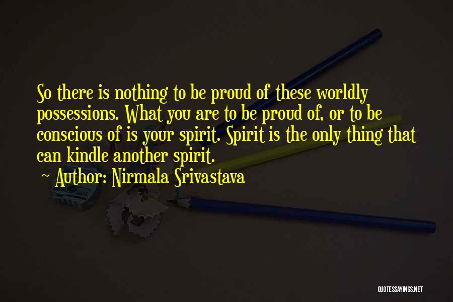 Nirmala Srivastava Quotes 1984146