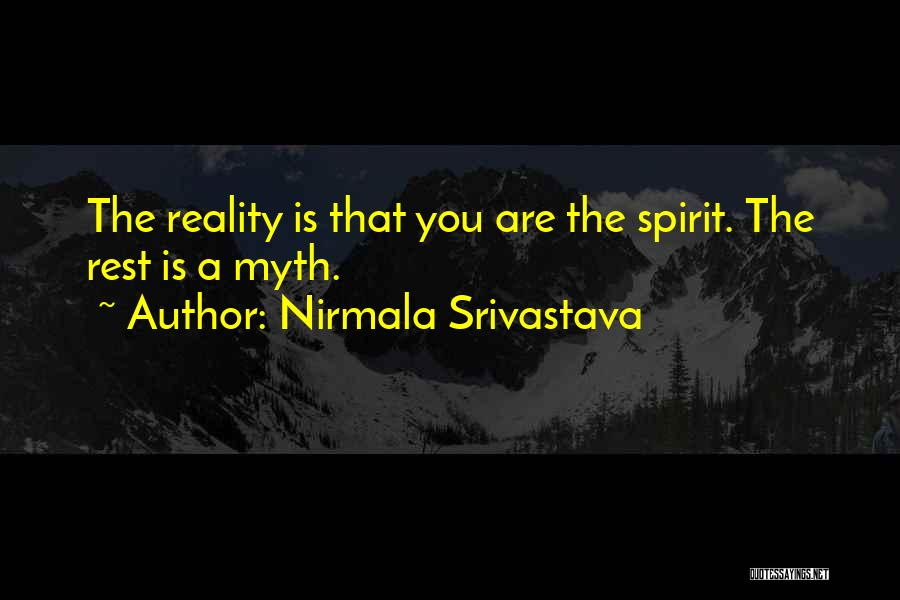 Nirmala Srivastava Quotes 242224