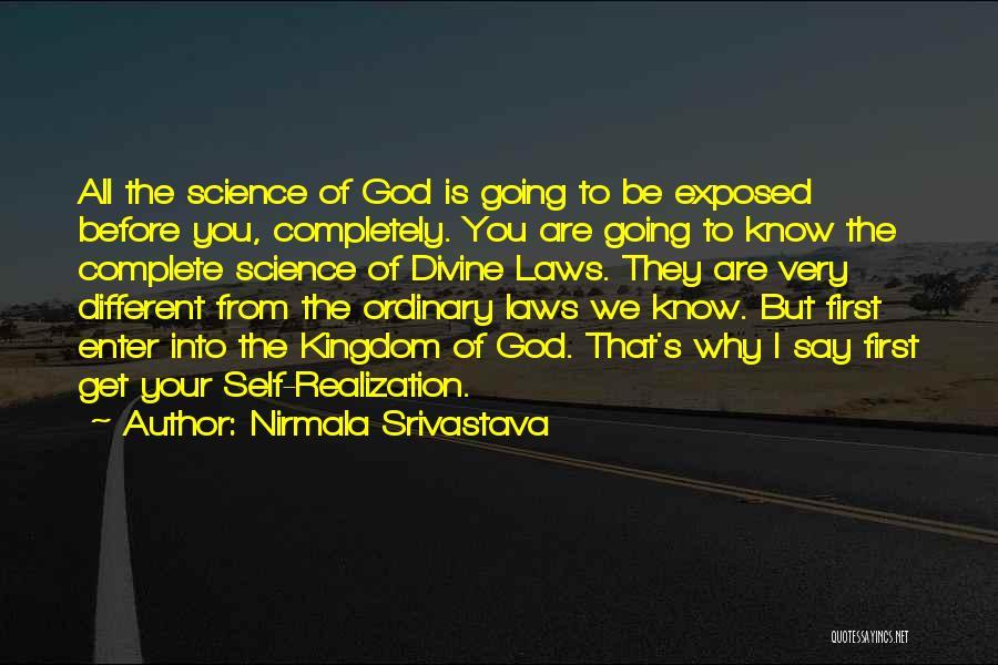 Nirmala Srivastava Quotes 286428