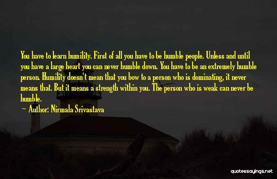 Nirmala Srivastava Quotes 475390