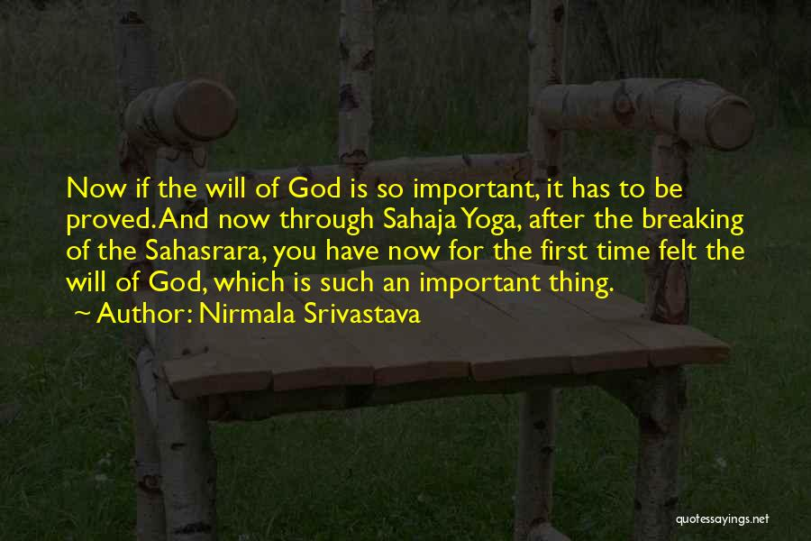 Nirmala Srivastava Quotes 556866