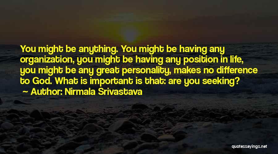 Nirmala Srivastava Quotes 613938
