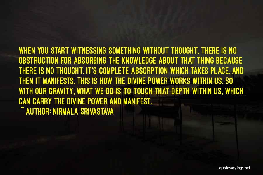 Nirmala Srivastava Quotes 665798
