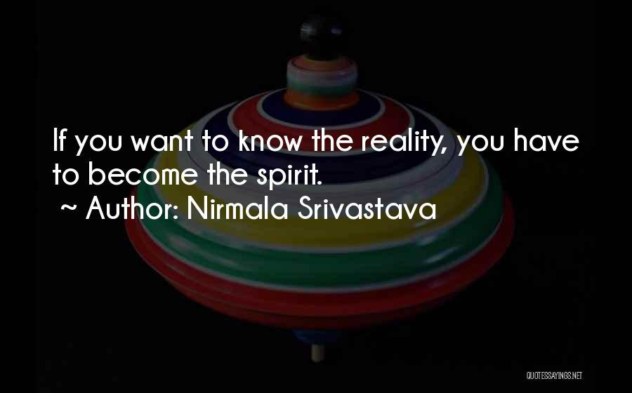 Nirmala Srivastava Quotes 809283