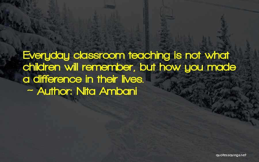 Nita Ambani Quotes 1025525
