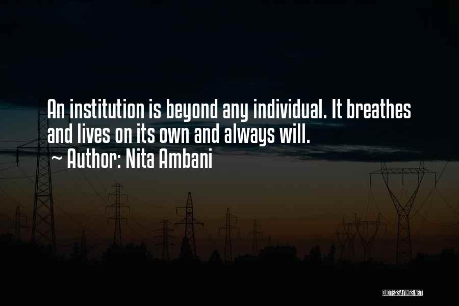 Nita Ambani Quotes 1625114