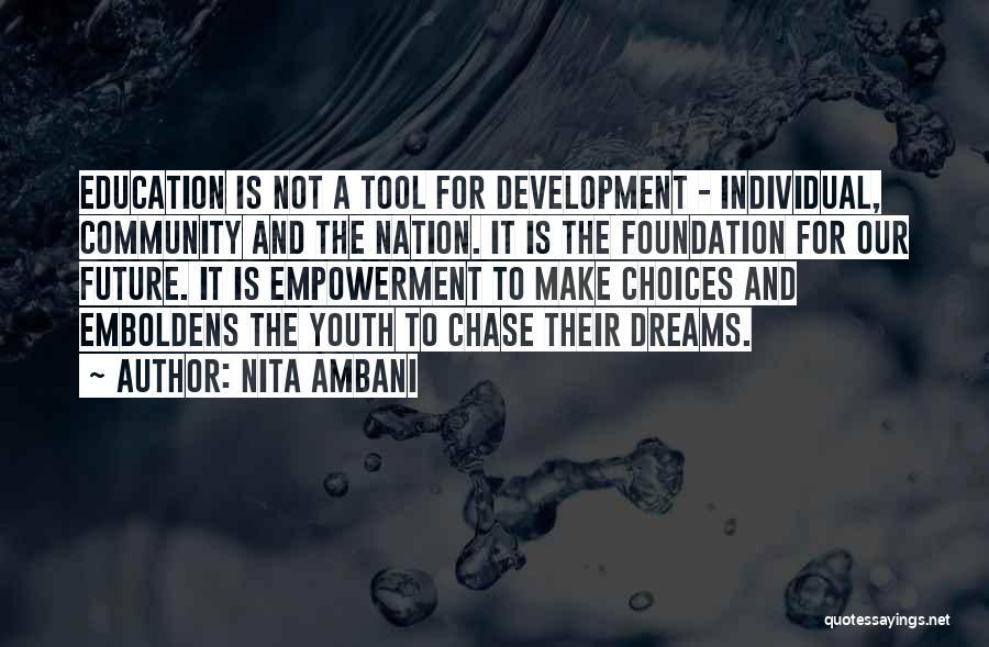 Nita Ambani Quotes 1711558