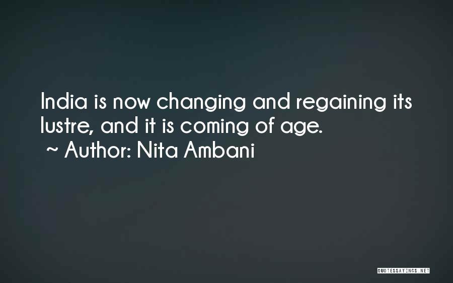 Nita Ambani Quotes 2102488