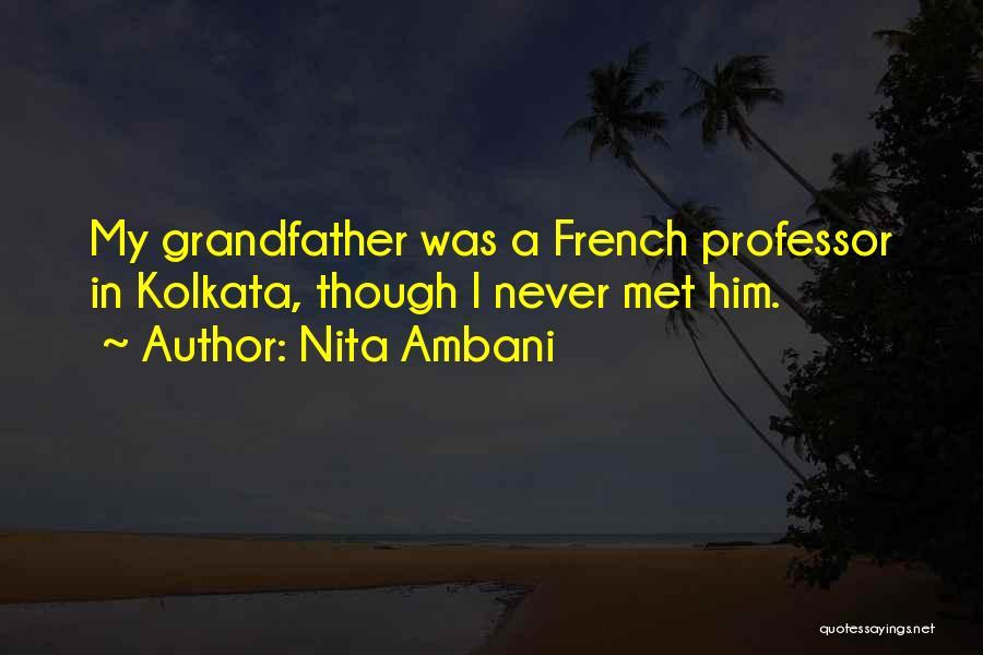 Nita Ambani Quotes 2149587
