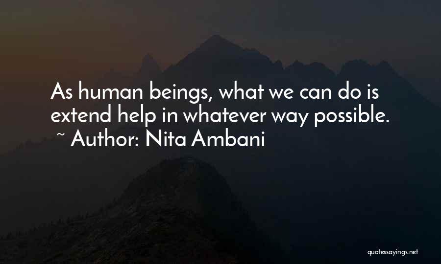 Nita Ambani Quotes 2217084