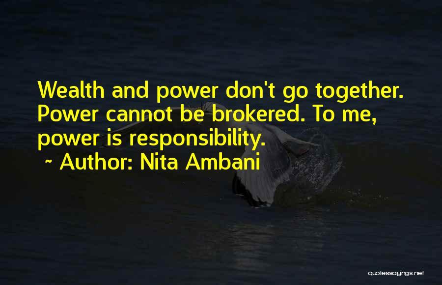Nita Ambani Quotes 865697