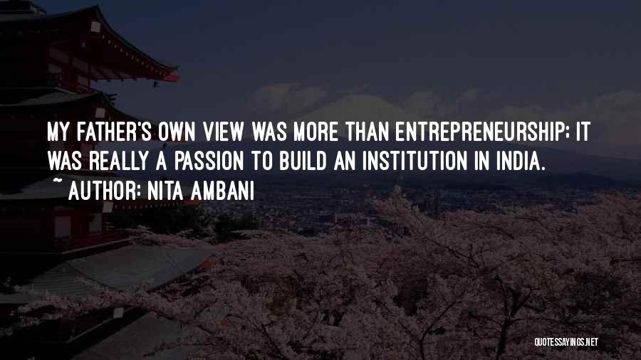 Nita Ambani Quotes 961322