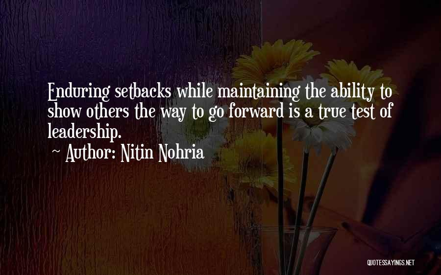 Nitin Nohria Quotes 2065505