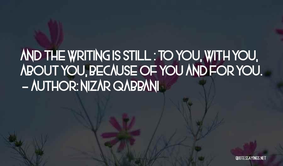Nizar Qabbani Quotes 1367315