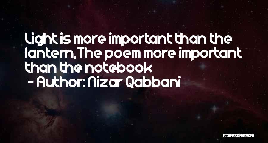 Nizar Qabbani Quotes 1945239