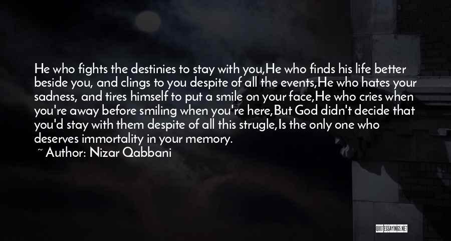 Nizar Qabbani Quotes 2203613