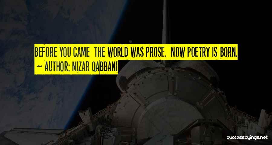 Nizar Qabbani Quotes 496964
