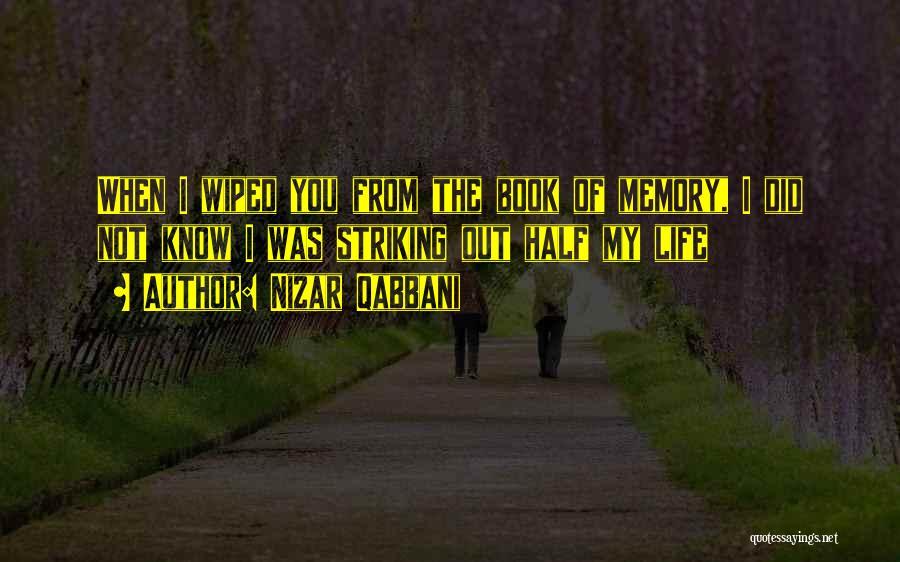 Nizar Qabbani Quotes 611478