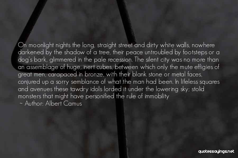 No Bark Quotes By Albert Camus