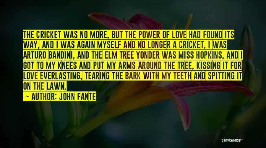 No Bark Quotes By John Fante