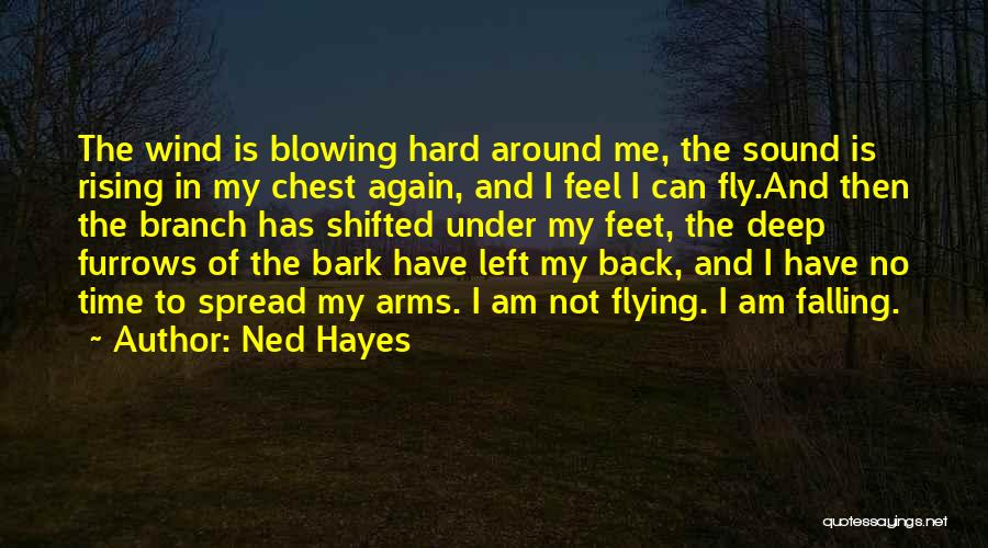 No Bark Quotes By Ned Hayes