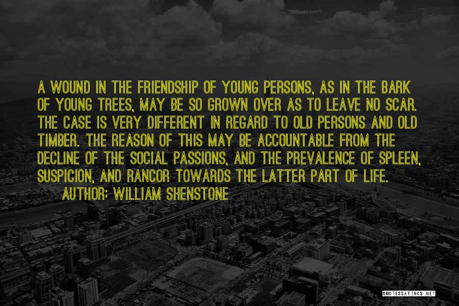 No Bark Quotes By William Shenstone