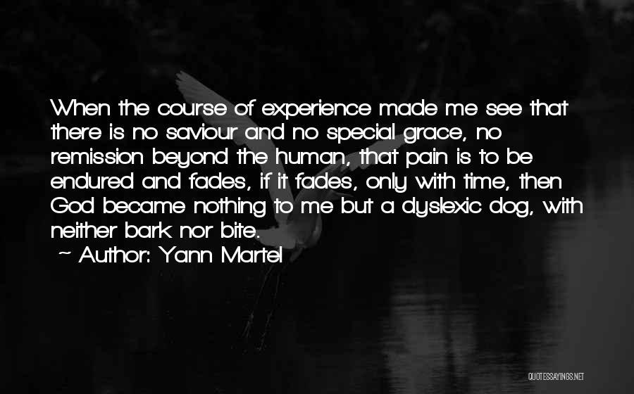 No Bark Quotes By Yann Martel