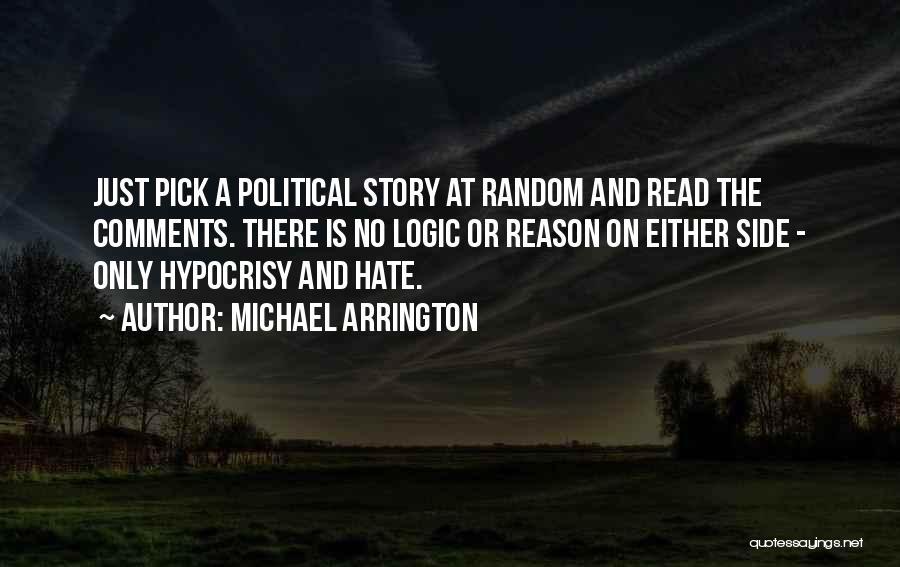 No Comments Quotes By Michael Arrington