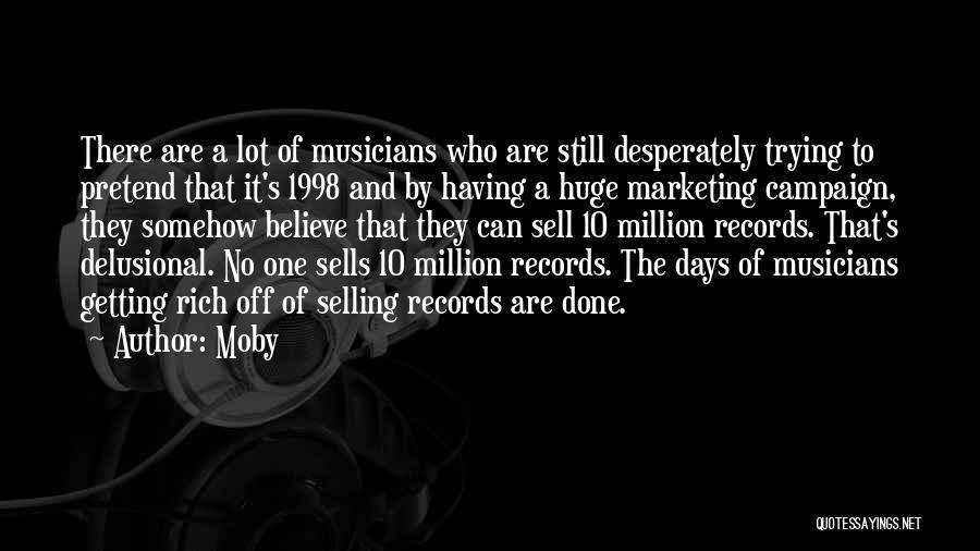 No Days Off Quotes By Moby