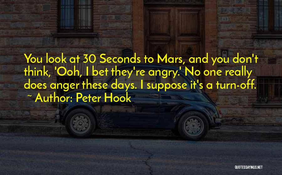 No Days Off Quotes By Peter Hook