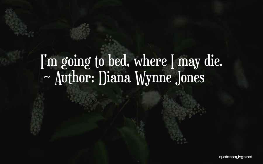 No Drama Queen Quotes By Diana Wynne Jones