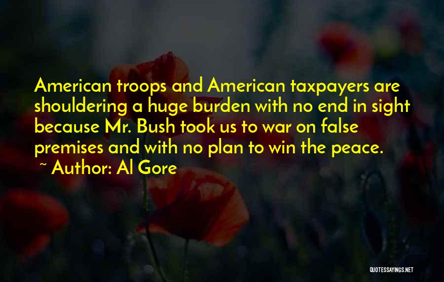 No End In Sight Quotes By Al Gore